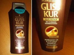 Produktbild zu Schwarzkopf GLISS KUR Marrakesch-Öl & Coconut Shampoo