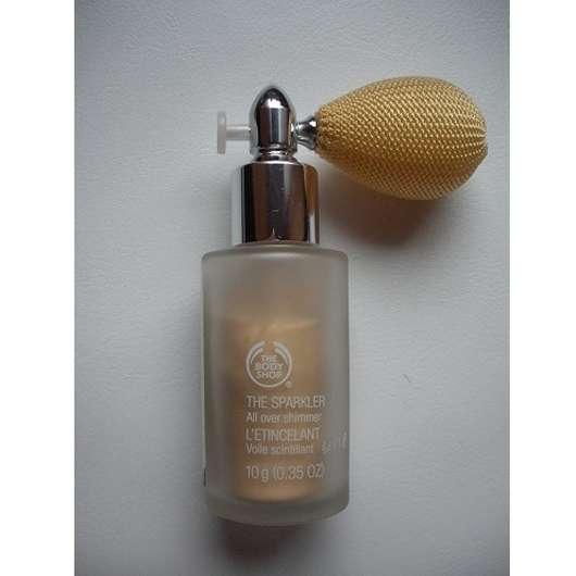 The Body Shop The Sparkler, Farbe: 02 Enchanting Gold (LE)