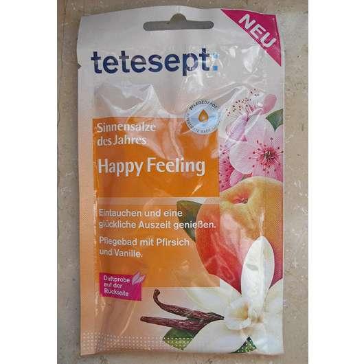 "tetesept Sinnensalze des Jahres ""Happy Feeling"""