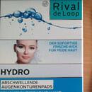 Rival de Loop Hydro Abschwellende Augenkonturenpads