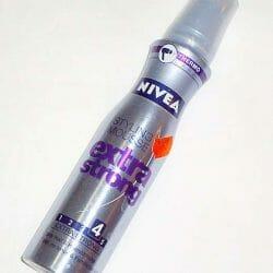 Produktbild zu NIVEA Styling Mousse extra strong
