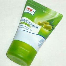 Produktbild zu real,- Quality Handcreme Olive
