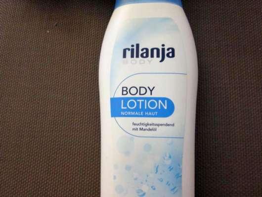 <strong>Rilanja Body</strong> Body Lotion