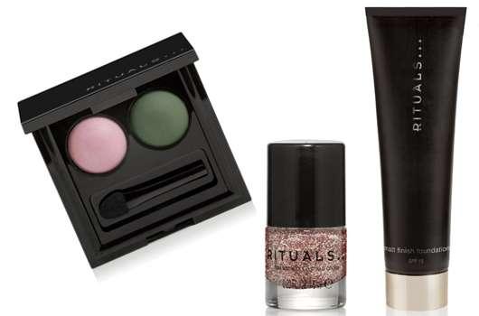 """RITUALS """"Precious Mineral"""" Make-up-Kollektion"""