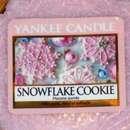 Yankee Candle Snowflake Cookie Tart