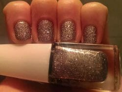 Produktbild zu IsaDora Sugar Crush Nails – Farbe: 102 Metal Crush (LE)