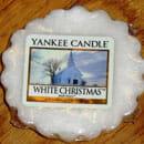Yankee Candle White Christmas Tart