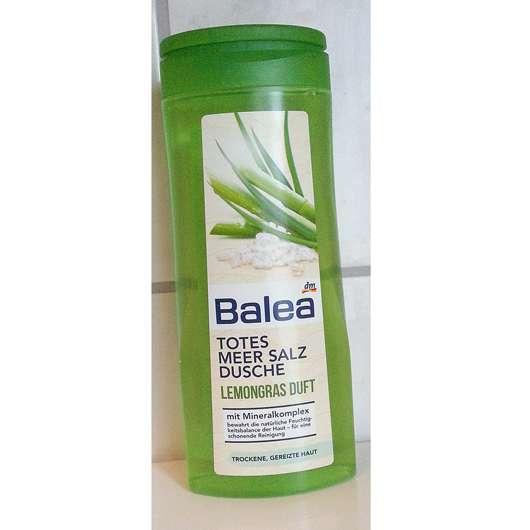 Balea Totes Meer Salz Dusche Lemongras Duft