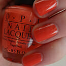 OPI Nail Lacquer, Farbe: Hot & Spicy