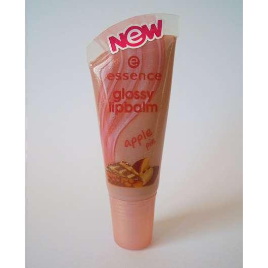 essence glossy lipbalm, Farbe: 02 apple pie