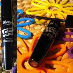 Produktbild zu alverde Naturkosmetik Maximize Aubergine! Mascara
