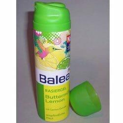 Produktbild zu Balea Rasiergel Buttermilk Lemon