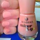 essence colour & go nail polish, Farbe: 110 modern romance