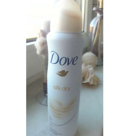 Dove Silk Dry Anti-Transpirant Deo-Spray