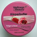 Wellness & Beauty Körperbutter Feige & Rose
