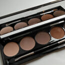 IsaDora Eye Shadow Palette, Farbe: 50 Matte Chocolates