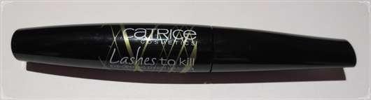 Catrice Lashes To Kill Mascara, Farbe: 010 Black