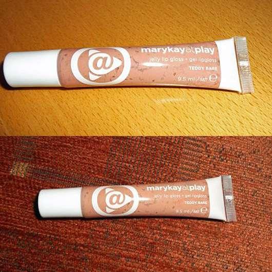Mary Kay marykayatplay Jelly Lip Gloss, Farbe: Teddy Bare