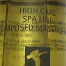 Weyergans High Care Composed Massage Oil