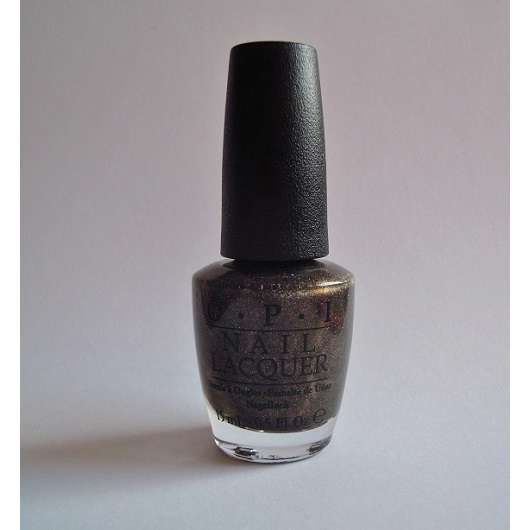 OPI Nail Lacquer, Farbe: My Private Jet