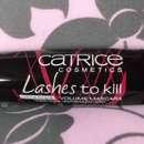 catrice Lashes To Kill Ultra Black Volume Mascara