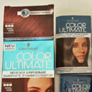 Schwarzkopf Color Ultimate Schaumcoloration, Farbe: 668 Haselnuss
