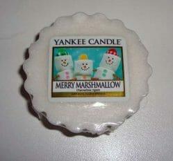 Produktbild zu Yankee Candle Merry Marshmallow Tart