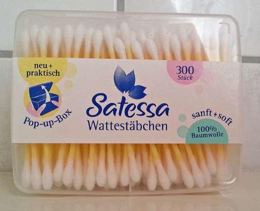 <strong>Satessa</strong> Wattestäbchen