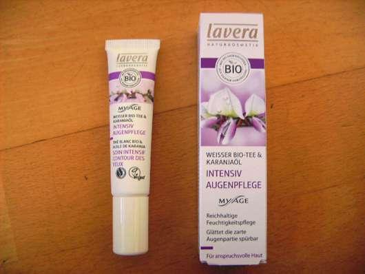 lavera My Age Intensiv Augenpflege