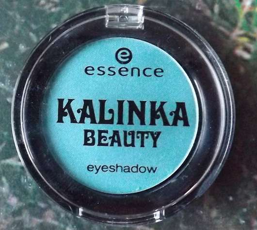 essence kalinka beauty eyeshadow, Farbe: 03 green sceen (LE)