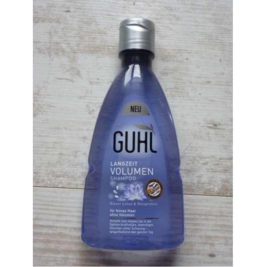GUHL Langzeit Volumen Shampoo (Blauer Lotus & Reisprotein)