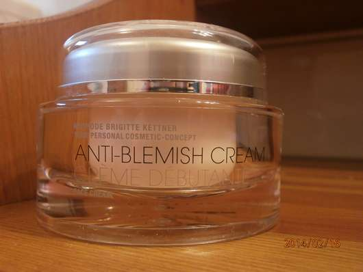 Methode Brigitte Kettner Anti-Blemish Cream