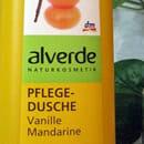 alverde Pflegedusche Vanille Mandarine