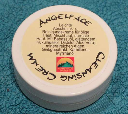 <strong>Heymountain</strong> Angelface Cleansing Cream