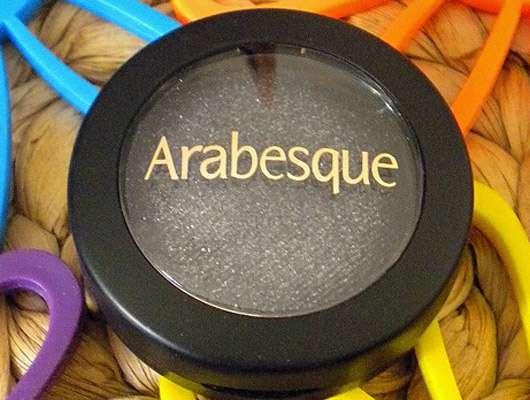 Arabesque Glamour Eyeshadow wet & dry, Farbe: 99 Metallic Anthrazit