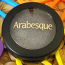 Arabesque Glamour Eyeshadow wet & dry, Farbe: 99 Metallic Anthrazit