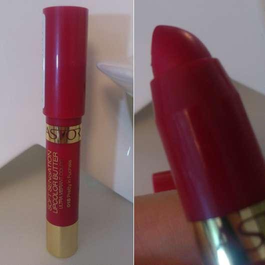 Astor Soft Sensation Lipcolor Butter, Farbe: 018 Pretty In Fuchsia