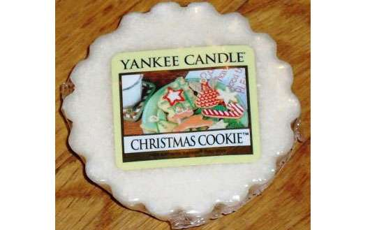 Yankee Candle Christmas Cookie Tart