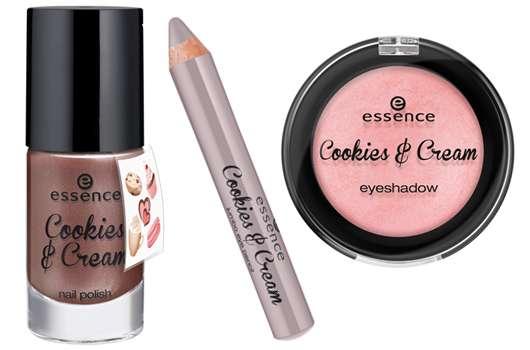 "essence trend edition ""cookies & cream"""