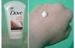 Produktbild zu Dove Visible Effects Handcreme