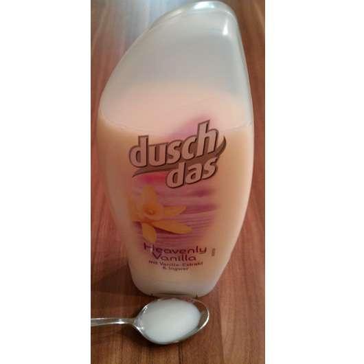 duschdas Heavenly Vanilla Duschgel