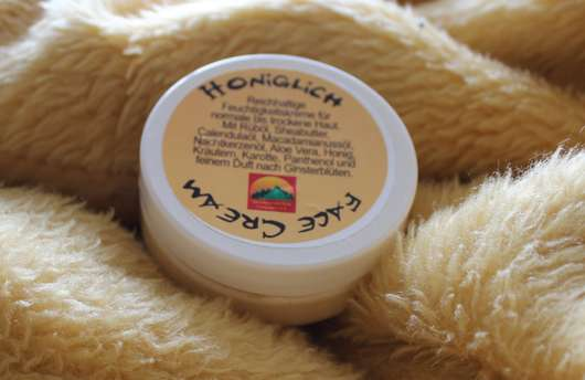 <strong>Heymountain</strong> Honiglich Face Cream