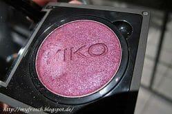 Produktbild zu KIKO Infinity+ Sparkle Eyeshadow – Farbe: 405 Magenta