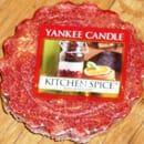 Yankee Candel Kitchen Spice Tart