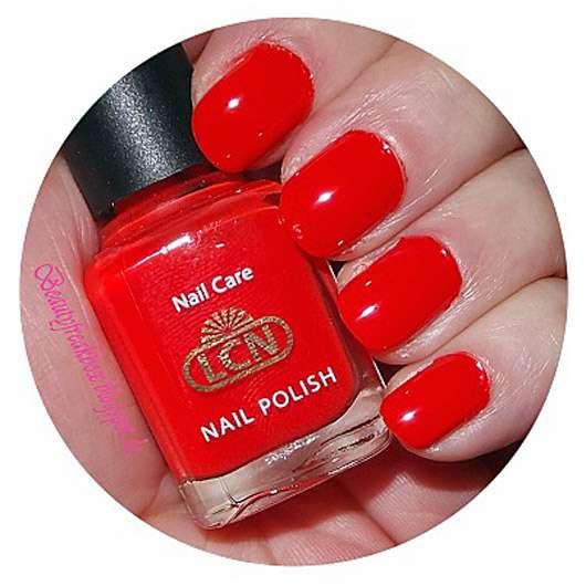 <strong>LCN</strong> Nail Polish - Farbe: 5 Orange Red