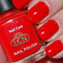 LCN Nail Polish, Farbe: 5 Orange Red