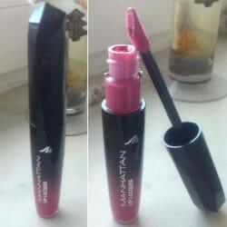 Produktbild zu MANHATTAN Lip Lacquer – Farbe: 50G Red Rock!