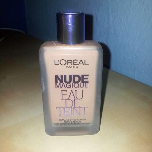 L'Oréal Paris Nude Magique Eau De Teint, Farbe: 140 Pure Beige