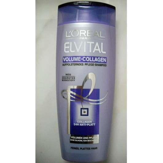 L'Oréal Paris Elvital Volume-Collagen Aufpolsterndes Pflege-Shampoo