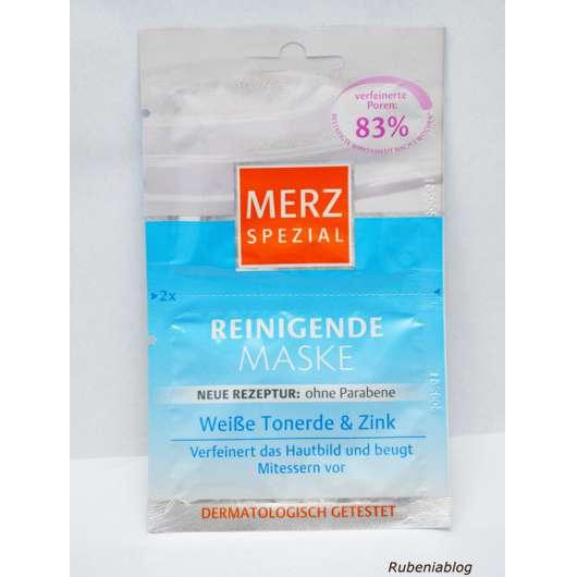Merz Spezial Reinigende Maske Weiße Tonerde & Zink